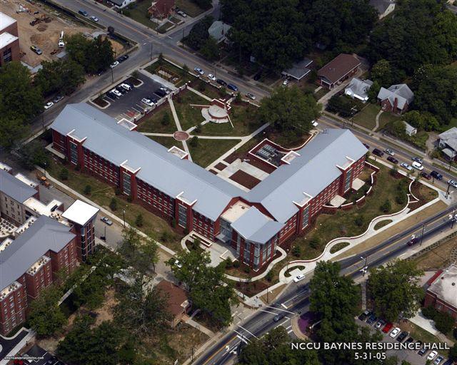 Baynes Residence Hall