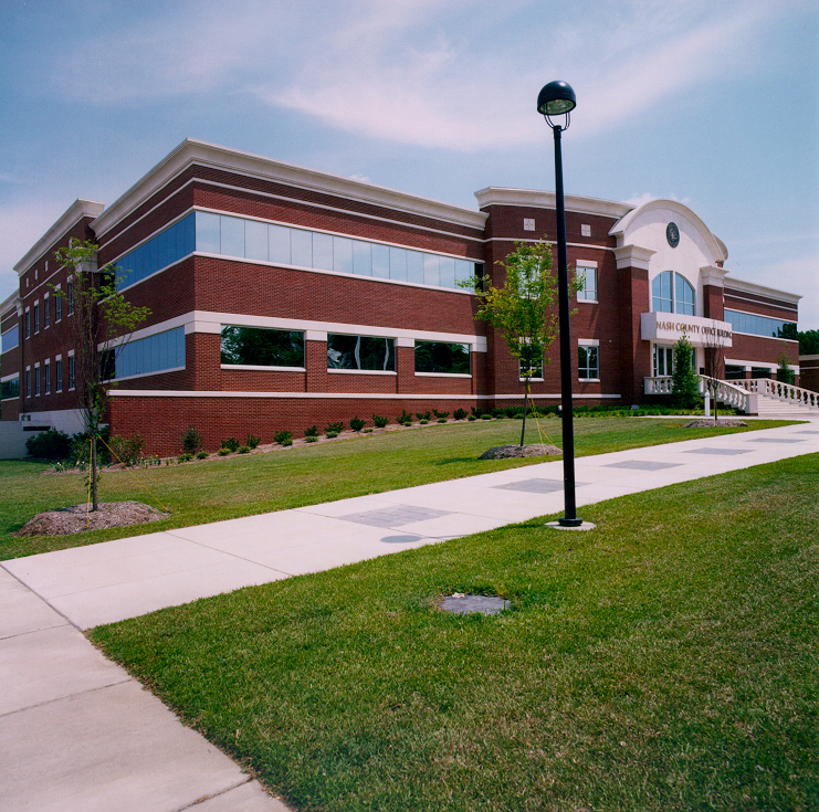 Nash County Administration Building