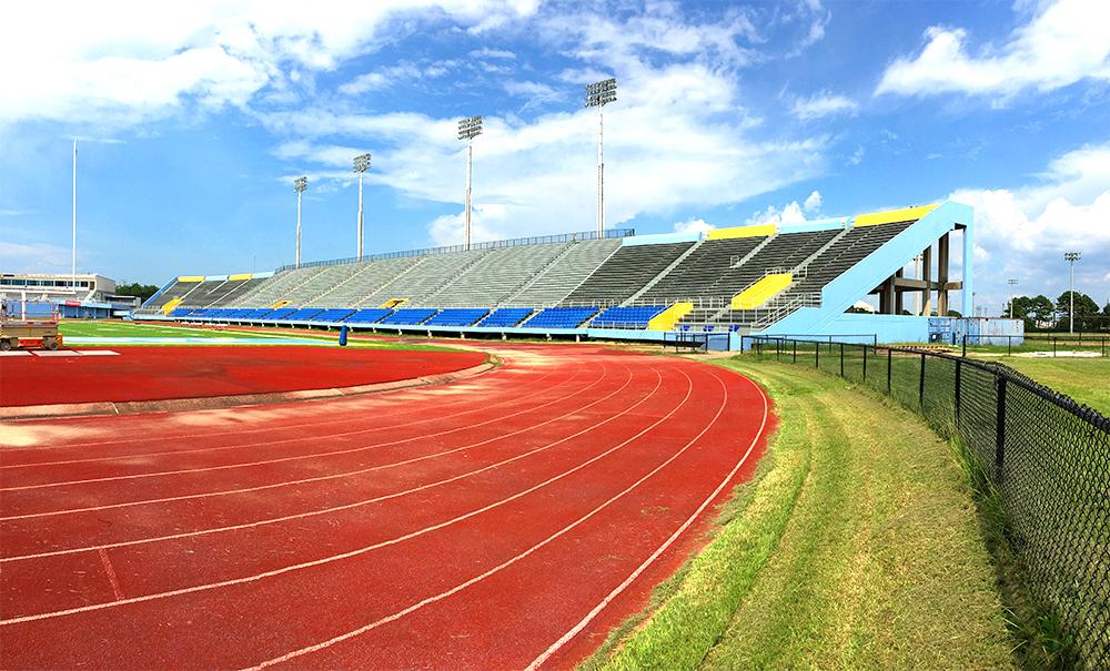 Mumford Stadium at Southern University